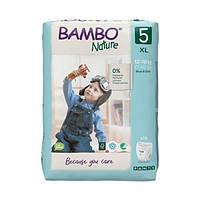 Трусики Bambo Nature Pants 5 (12-18 кг) 19 шт
