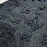 Мужской спортивный костюм Louis Vuitton CK1584 черный, фото 2