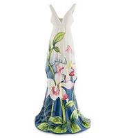 Фарфоровая ваза ''Платье'' (Pavone) JP-96/30