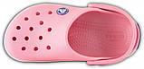 Кроксы детские Crocs Crocband Kids розовые J3/ 22,0 – 22,5 см, фото 3