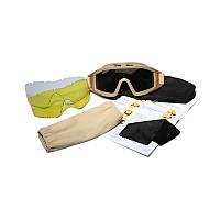 Тактические очки Desert Locust, фото 1
