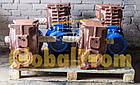 Мотор-редуктор червячный МЧ-160 на 22.4 об/мин, фото 2