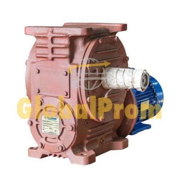 Мотор-редуктор червячный МЧ-160 на 56 об/мин