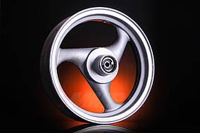 Диск колеса (передний) Yaben GY6 50/60/80  12 (алюминиевый)