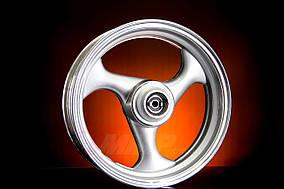 Диск колеса (передний) Yaben GY6-150 3,50-13 (литой)