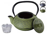 Заварочный чайник чугунный с фильтром Peterhof PH-15624 (0,9 л)