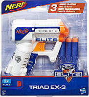 Бластер Nerf Elite Triad Hasbro A1690
