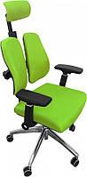 Офісне крісло GT Racer X-W95 Orthopedic Green