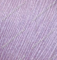 Нитки Alize Baby Wool 146 лиловый