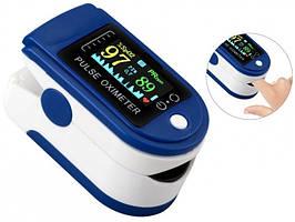 Пульсоксиметр Fingertip Pulse Oximeter MD1720 Blue *