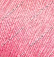 Нитки Alize Baby Wool 194 розовый
