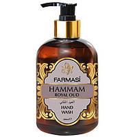 Жидкое мыло HAMMAM «Дерево уд»  300 мл 1109063