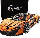 Конструктор Nifeliz Sports Car P1 3307 деталей, фото 2
