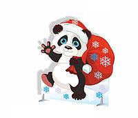 Декорація ☆ Новорічна панда ☆ Новий Рік