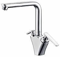 Смеситель для кухни с подключением фильтрованной воды 2 в 1 ELGHANSA Kitchen 56A5981