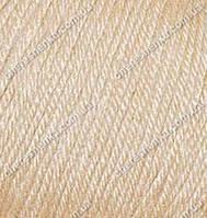 Нитки Alize Baby Wool 310 медовый