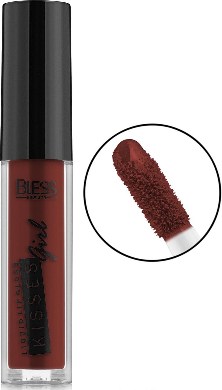Блеск для губ Bless Beauty Kisses Girl Liquid Lip Gloss - №6