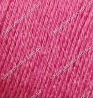 Нитки Alize Baby Wool 489 цикламен