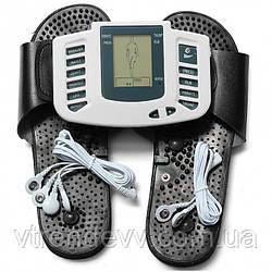 Массажные тапочки цифровая домашняя обувь Digital Slipper JR-309A