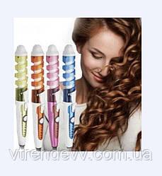 Плойка спиральная для волос Domotec MS 4901