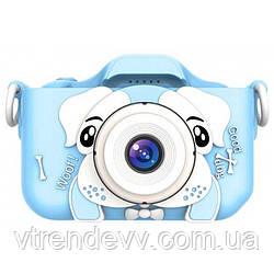 Детский цифровой фотоаппарат собачка Good Dog