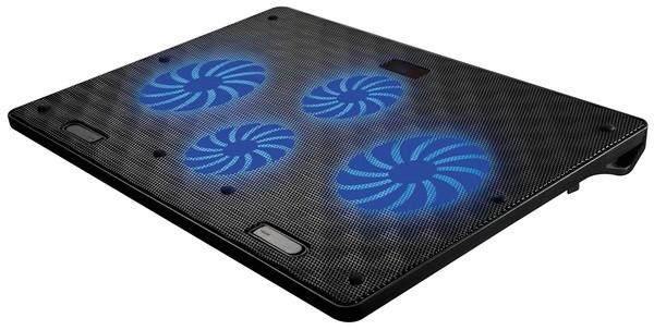 Комп.аксесcуары OMEGA Laptop COOLING PAD 4 fans