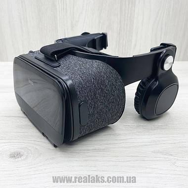 Очки виртуальной реальности Hoco VR Glasses DGA04 (black), фото 3