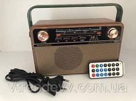 Радиоприёмник с пультом Kemai MD-505BT Bluetooth