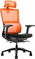 Офисное кресло GT Racer X-W89 Orange