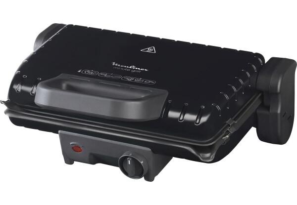 Электрогриль прижимной MOULINEX Minute grill GC208832 1600 Вт