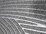 Коврик под двери Dariana Grass 80х120см чёрный, фото 2