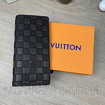 Бумажник Louis Vuitton Brazza Damier Infini, фото 3