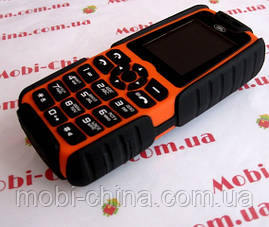 LAND ROVER XP3300, тактический телефон 2 Sim 16000 mAh power bank, фото 3