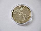 Памятна монета Пять 5 гривень 2011 рік  Андріївська церква / Андреевская церковь, фото 5