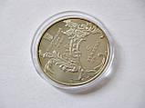 Памятна монета Пять 5 гривень 2011 рік  Андріївська церква / Андреевская церковь, фото 3