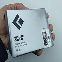 Спортивна магнезія Black Diamond Uncut Pure White Gold Chalk 56g Block