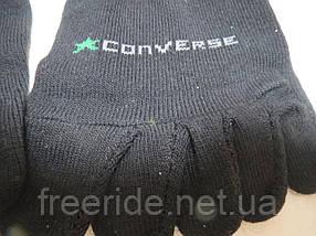 Носки спортивные Converse короткие (39-42) с пальцами, фото 3