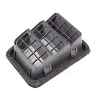 Решетка в задний бампер (дефлектор) ORIJI Чери Тигго Chery Tiggo T11-5704540PF