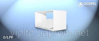 Соединитель плоский с клапаном D/ŁPP 110x55, DOSPEL, Евросоюз, Польша