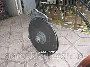 Диск сошника со ступицей сеялки СЗ-3,6, фото 2
