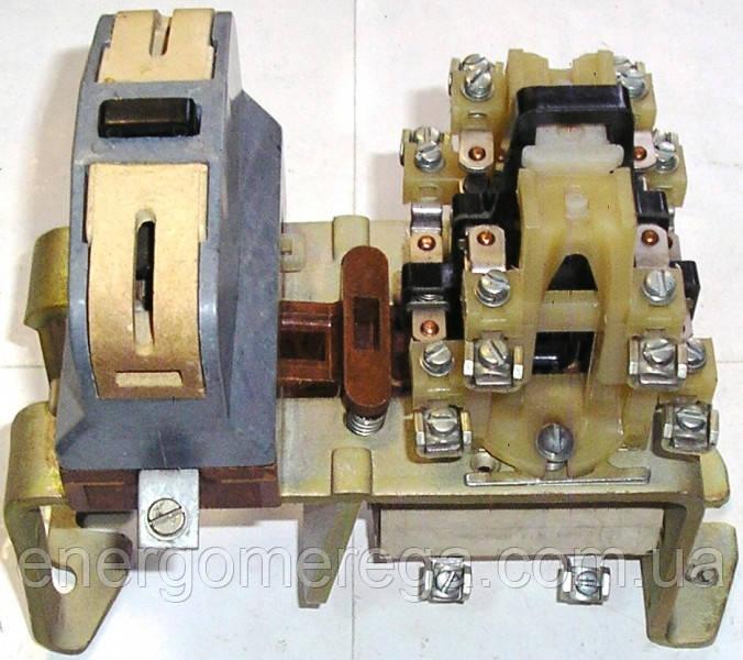 Контактор МК 4-10 160А 55В