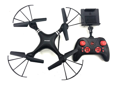 Квадрокоптер Дрон з камерою і Wi-Fi Navigator Drone БІЛИЙ