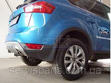 Фаркоп Ford Kuga (Форд Куга) оцинкованный, фото 3