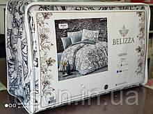 Одеяло силиконовое чехол фланель Тм Belizza Aurora Gri