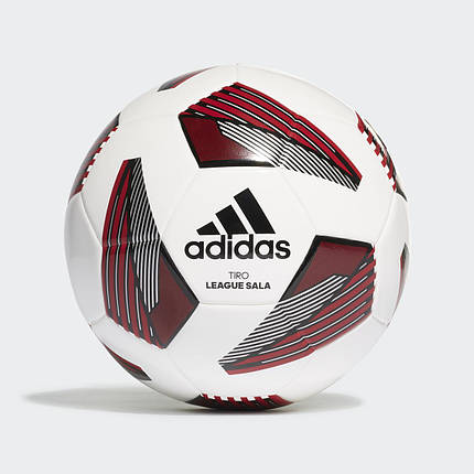 М'яч футзальний Adidas Uniforia League Sala Ball Euro-2020 №4 FH7352 Білий, фото 2