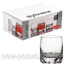 Набір склянок 200 мл 6 предметів Sylvana Pasabahce 42414