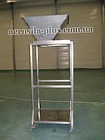 Проектируем и изготавливаем Бункер накопительный для конвейерных линий