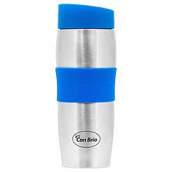 Термокружка Con Brio CB-338 синий