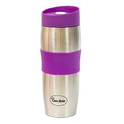 Термокружка Con Brio CB-338 фиолетовый