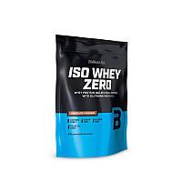Протеин - Изолят сывороточного протеина - BioTech Iso Whey Zero 500g